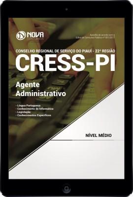 Download Apostila CRESS-PI Pdf - Agente Administrativo