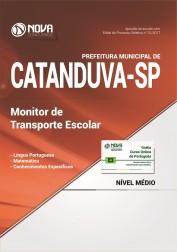 Apostila Prefeitura de Catanduva - SP - Monitor de Transporte Escolar