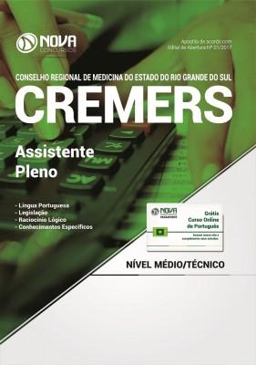 Apostila CREMERS - Assistente Pleno