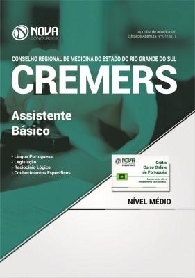 Apostila CREMERS - Assistente Básico