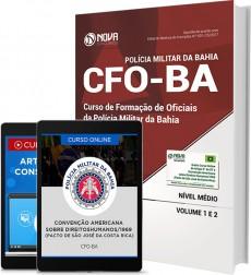 Apostila CFO-BA - Curso de Formação de Oficiais da PM da Bahia