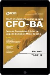 Download Apostila CFO-BA Pdf - Curso de Formação de Oficiais do Corpo de Bombeiros Militar da Bahia