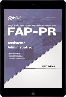 Download Apostila FAP-PR Pdf - Assistente Administrativo