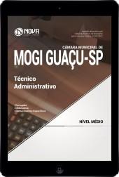Download Apostila Câmara Municipal de Mogi Guaçu - SP Pdf - Técnico Administrativo