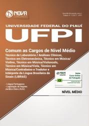 Apostila UFPI - Comum aos Cargos de Nível Médio