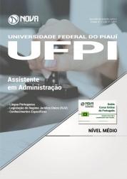Apostila UFPI - Assistente em Administração