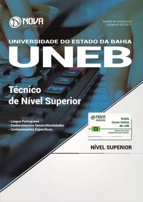 Apostila UNEB - BA - Técnico de Nível Superior