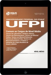 Download Apostila UFPI Pdf - Comum aos Cargos de Nível Médio
