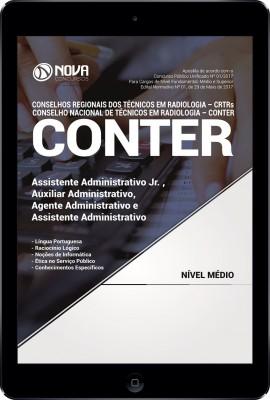 Download Apostila CONTER e CRTRs Pdf - Cargos Administrativos
