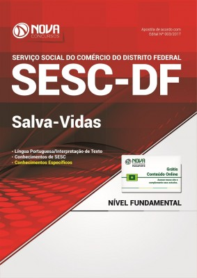 Apostila SESC-DF - Salva-Vidas