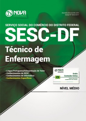 Apostila SESC-DF - Técnico de enfermagem