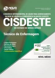 Apostila SAMU MG (CISDESTE) - Técnico de Enfermagem