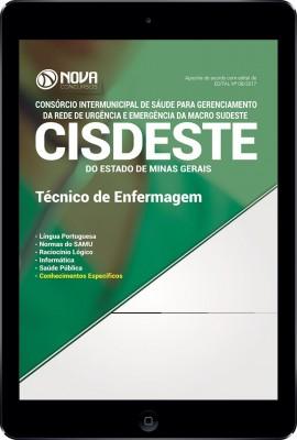 Download Apostila SAMU MG (CISDESTE) Pdf - Técnico de Enfermagem