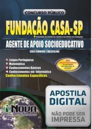 Agente de Apoio Socioeducativo