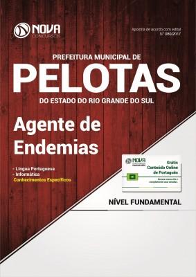 Apostila Prefeitura de Pelotas-RS - Agente de Endemias
