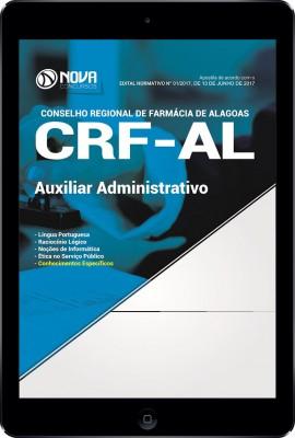 Download Apostila CRF-AL Pdf - Auxiliar Administrativo