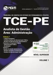 Apostila TCE-PE - Analista de Gestão – Área: Administração