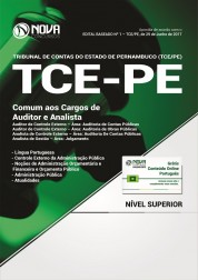 Apostila TCE-PE - Comum aos Cargos de Auditor e Analista