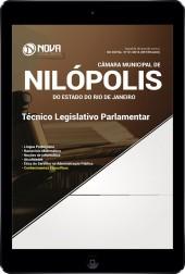 Download Apostila Câmara de Nilópolis - RJ Pdf - Técnico Legislativo Parlamentar