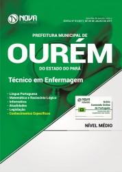 Apostila Pref. de Ourém-PA - Técnico em Enfermagem