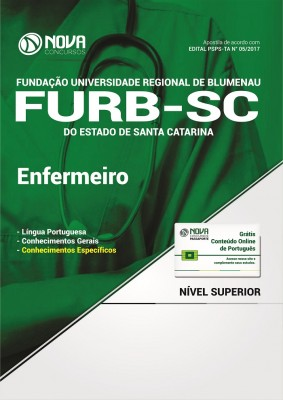 Apostila FURB-SC - Enfermeiro