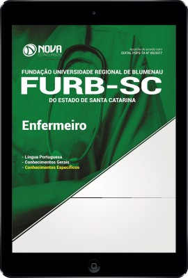 Download Apostila FURB-SC Pdf - Enfermeiro