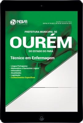 Download Apostila Pref. de Ourém-PA Pdf - Técnico em Enfermagem