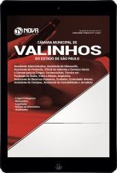 Download Apostila Câmara de Valinhos - SP 2017 Pdf - Assistente Adm, Serv. Gerais e  Comum Médio e Superior