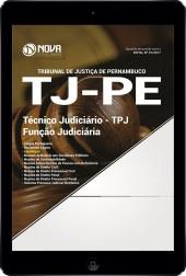Download Apostila TJ-PE Pdf - Técnico Judiciário - TPJ / Função Judiciária