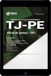 Download Apostila TJ-PE Pdf - Oficial de Justiça - OPJ