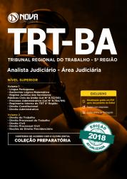Apostila TRT-BA (5ª Região) - Analista Judiciário - Área Judiciária