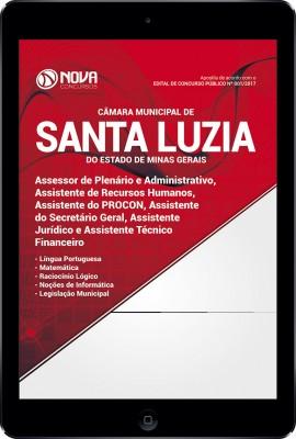 Download Apostila Câmara de Santa Luzia-MG PDF - Comum a Todos os Cargos