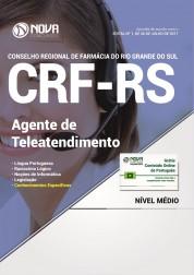 Apostila CRF-RS - Agente de Teleatendimento