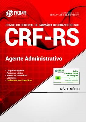 Apostila CRF-RS - Agente Administrativo