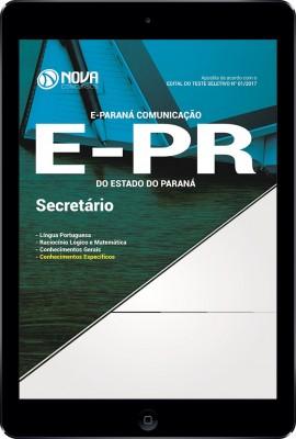Download Apostila E-PR Pdf - Secretário