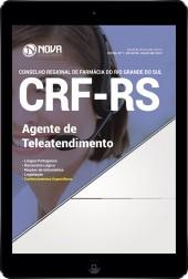 Download Apostila CRF-RS Pdf - Agente de Teleatendimento