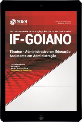 Download Apostila IF Goiano Pdf - Assistente em Administração