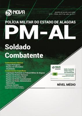 Apostila PM AL 2017 - Soldado Combatente