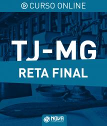 Curso Online Reta Final TJ-MG 2017 - Oficial de Apoio Judicial