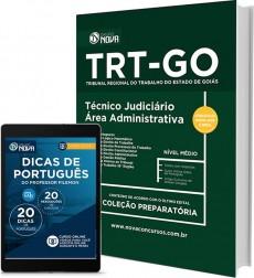 Apostila TRT GO - Técnico Judiciário - Área Administrativa