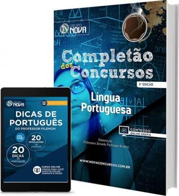 Apostila Completão dos Concursos - Língua Portuguesa