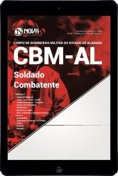 Download Apostila CBM-AL Pdf - Soldado Combatente