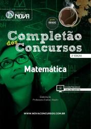 Apostila Completão dos Concursos - Matemática