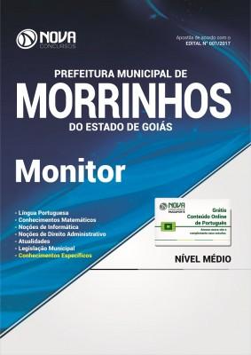 Apostila Pref. de Morrinhos - GO - Monitor