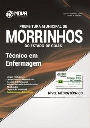 Apostila Prefeitura de Morrinhos - GO - Técnico em Enfermagem