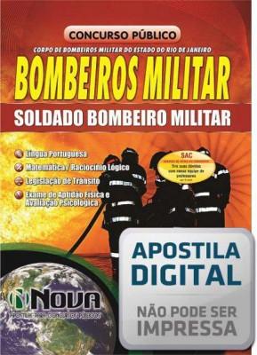 Soldado Bombeiro Militar