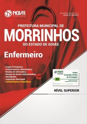 Apostila Prefeitura de Morrinhos - GO - Enfermeiro