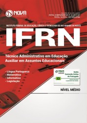 Apostila IFRN - Auxiliar em Assuntos Educacionais