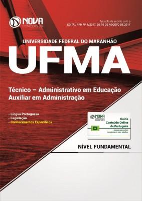 Apostila UFMA - Auxiliar em Administração