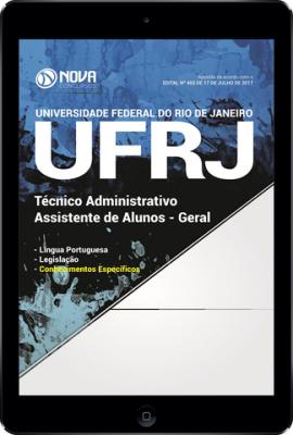Download Apostila UFRJ Pdf - Assistente de Alunos - Geral